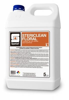 Stericlean Floral Limp Desod Neutro Concentrado Fragancia Potenciada 5lt Diluc: 1:100