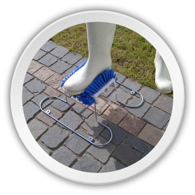 Base Cepillo Limpia Calzado (4355)