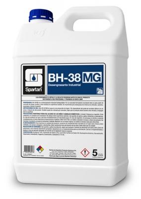 Bh-38 Mg Deseng Industrial Biodegradable 5lt Diluc. 1:50