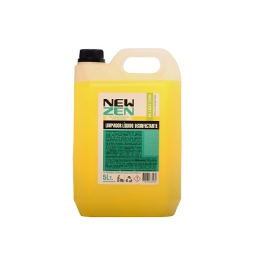 Limpiador Desengrasante Y Desinfectante Kill Bac - V 200 5ta Generacion 1,5 - 5lts