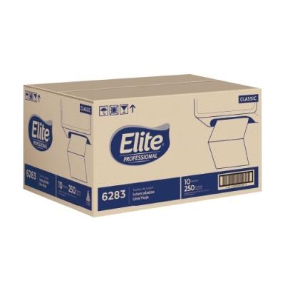 Toalla Elite Int 4p Bca Plus Sh (6283) 250hx10