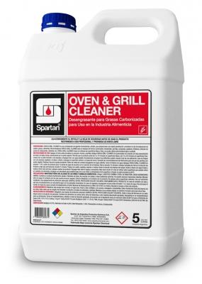 Oven & Grill Cleaner 5 Litros Grasas Carbonizadas