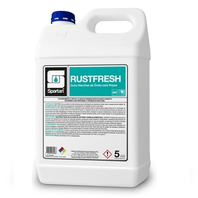 Rust Fresh Quitamanchas Oxido Hierro 5lt